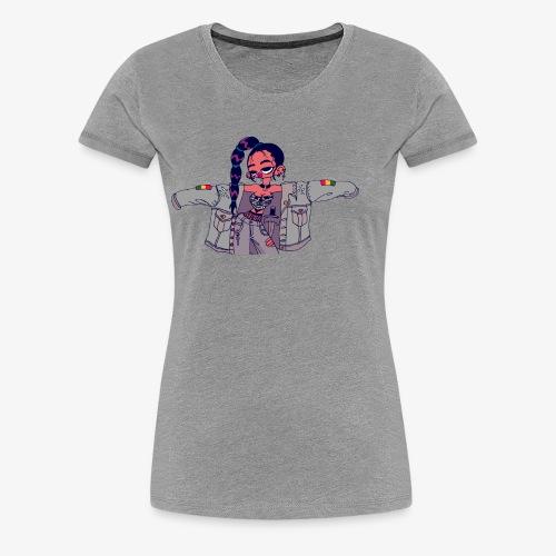 Bozzy girl - T-shirt Premium Femme