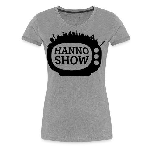 HS Logo RGB - Frauen Premium T-Shirt