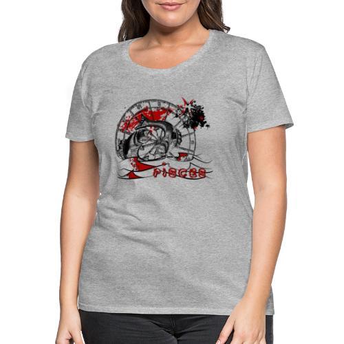 Trash polka Astro Pisces - T-shirt Premium Femme