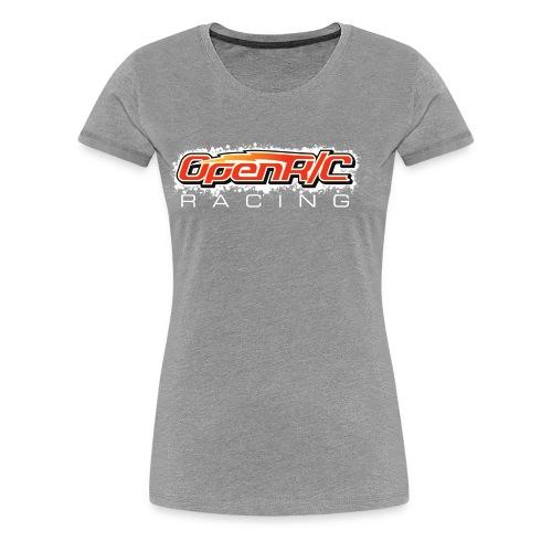OpenR / C Racing - Women's Premium T-Shirt