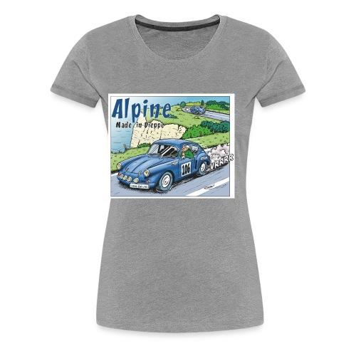 Polete en Alpine 106 - T-shirt Premium Femme