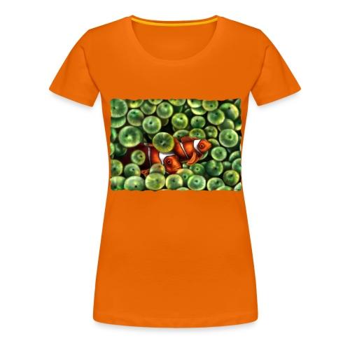 Pesci Pagliaccio - Maglietta Premium da donna