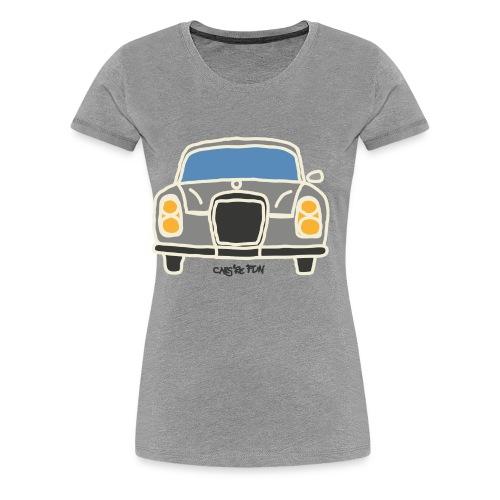 Voiture ancienne mythique allemande - T-shirt Premium Femme