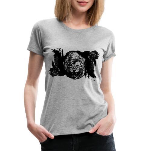Raven & lion - T-shirt Premium Femme