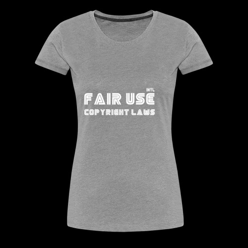 laws - Women's Premium T-Shirt
