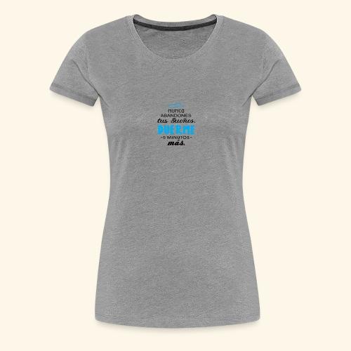 Duerme 😎 - Camiseta premium mujer