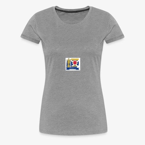 MFCSC Champions Artwork - Women's Premium T-Shirt