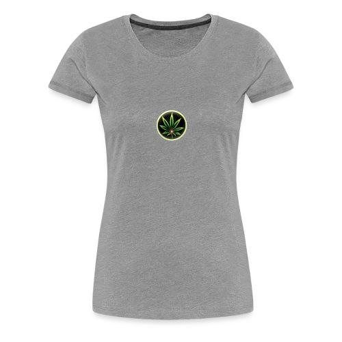 cannabis-vue-densemble - T-shirt Premium Femme
