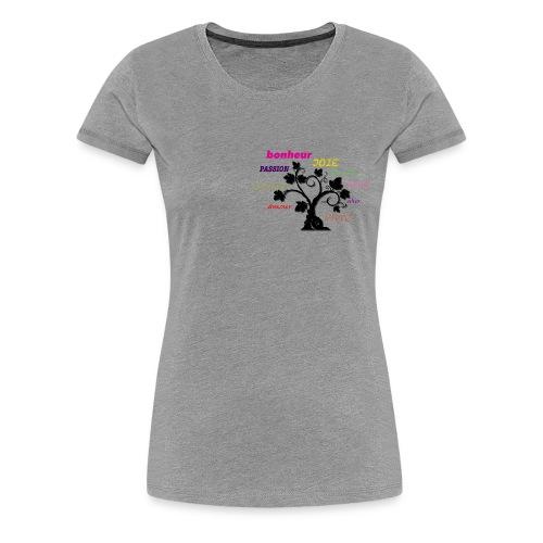 L'arbre de la vie - T-shirt Premium Femme