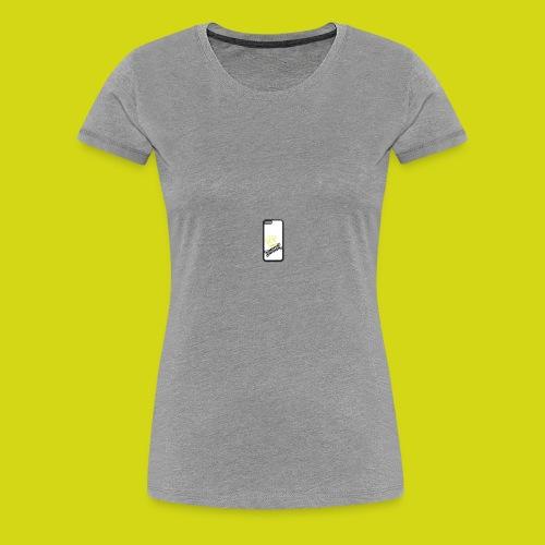 limited lux case - Women's Premium T-Shirt