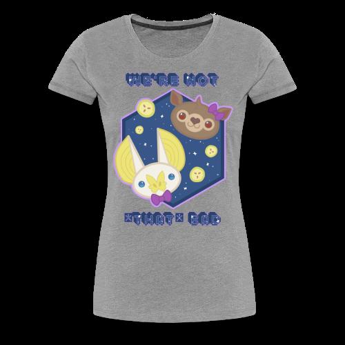 Night Doggos - Maglietta Premium da donna