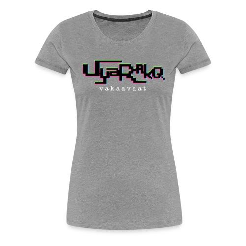 uyarakqlogoshirt - Women's Premium T-Shirt