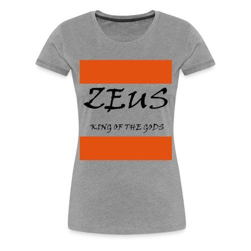 Zeus2 - Frauen Premium T-Shirt