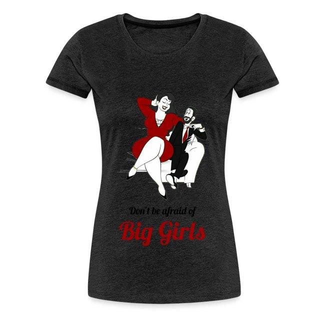 'DO NOT BE AFRAID OR BIG GIRLS' '