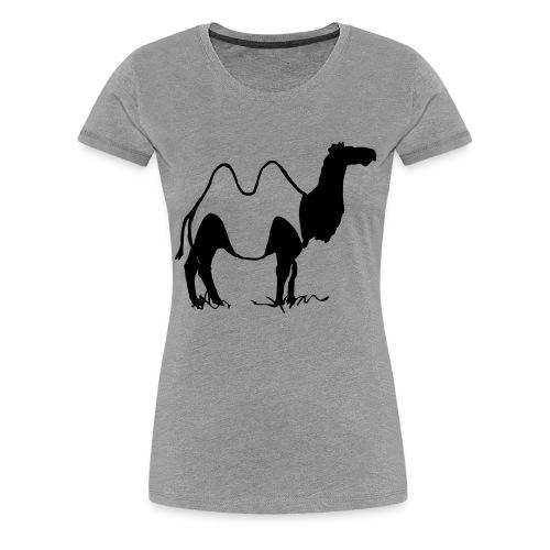 chameau - T-shirt Premium Femme