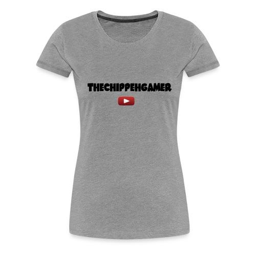 CHIP - Women's Premium T-Shirt