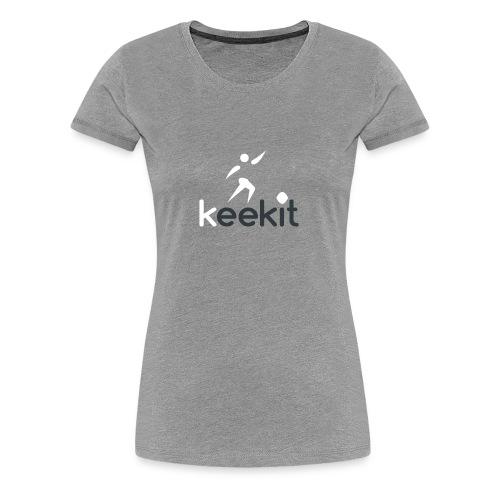 keekit - T-shirt Premium Femme