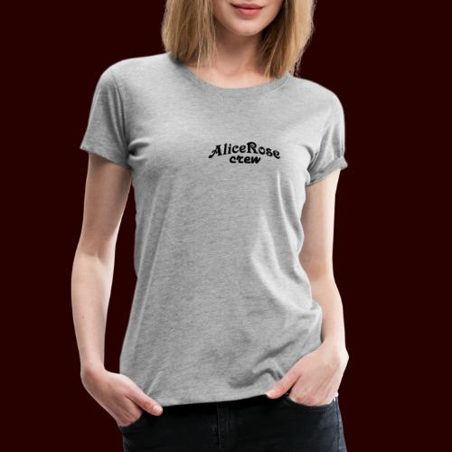 Crew Black - Women's Premium T-Shirt