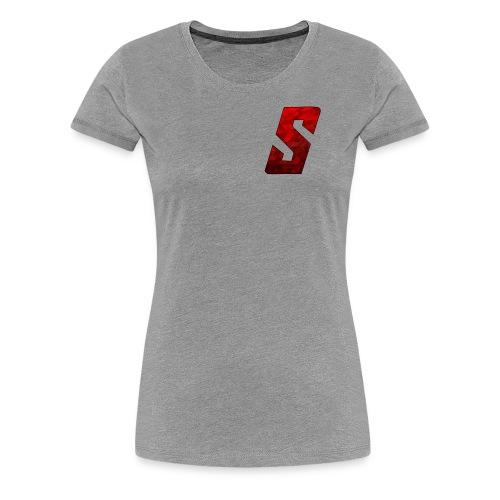 S Logo - Women's Premium T-Shirt