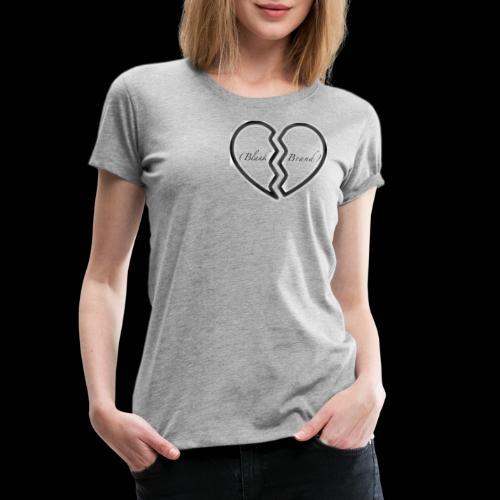 (heartbreak) - Women's Premium T-Shirt