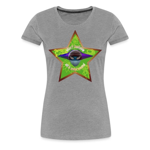 alien - T-shirt Premium Femme