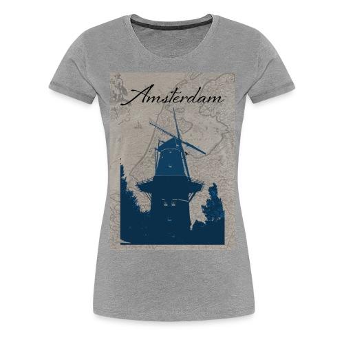 Amsterdam city - Women's Premium T-Shirt