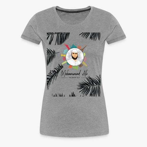 Mohammed Ali - Travel the world - Fan Article - Women's Premium T-Shirt