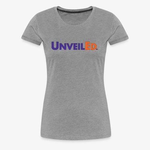 Unveiled FedEx Logo - Women's Premium T-Shirt