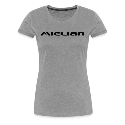 Mielian Logo - Women's Premium T-Shirt