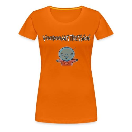 voodoodool emoji design - T-shirt Premium Femme