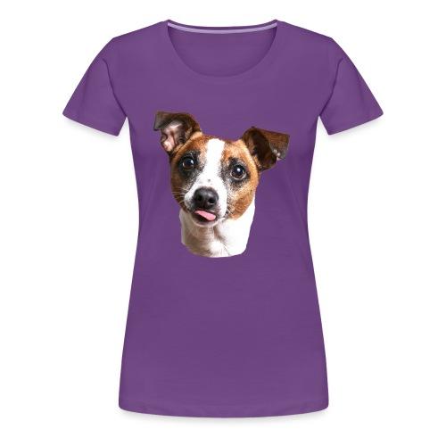 Jack Russell - Women's Premium T-Shirt