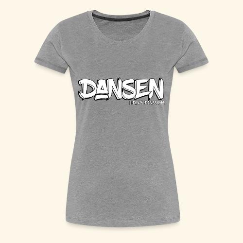 LidingoeDansen - Premium-T-shirt dam