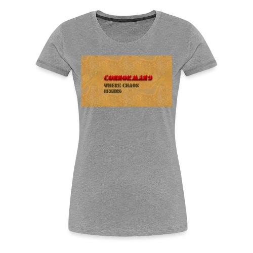 Tee Design - Women's Premium T-Shirt