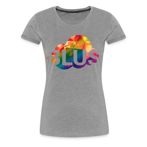 BURNER Logo - Women's Premium T-Shirt