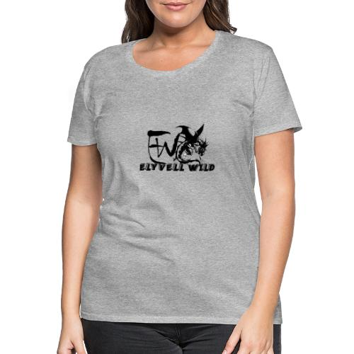ELYVELL WILD - T-shirt Premium Femme