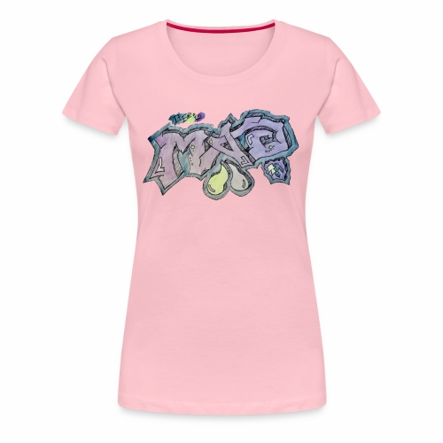 Life Is Mad TM Collaboration - Women's Premium T-Shirt