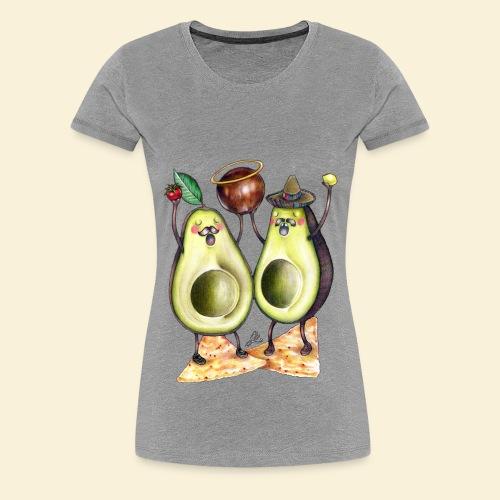 Holy Guacamole - Vrouwen Premium T-shirt