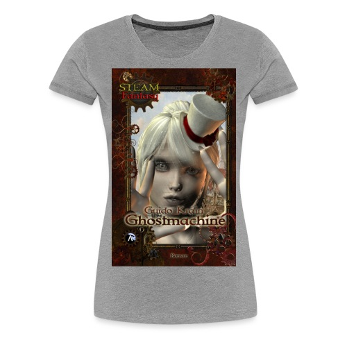 coversteamfantasy3 - Frauen Premium T-Shirt