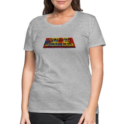 Korg Minilogue - Women's Premium T-Shirt