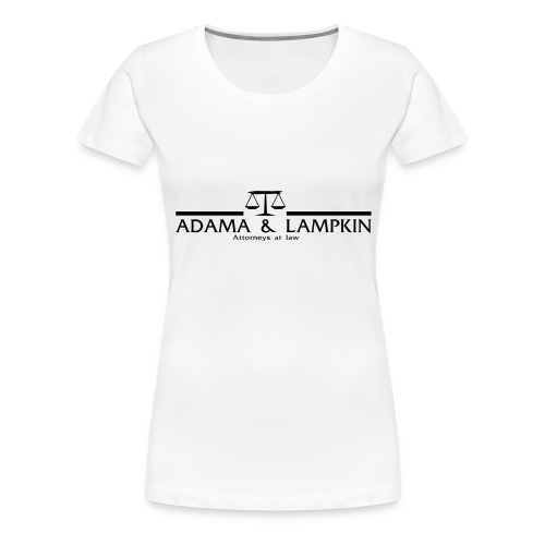 Adama and Lampkin T-Shirts - Women's Premium T-Shirt