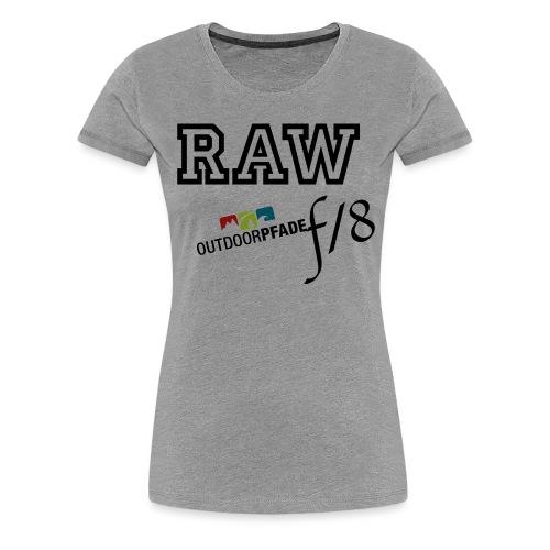 ODP 2015 12 10 logo FIN png - Frauen Premium T-Shirt