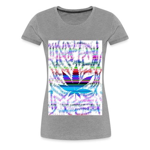 Fleur du mal - T-shirt Premium Femme