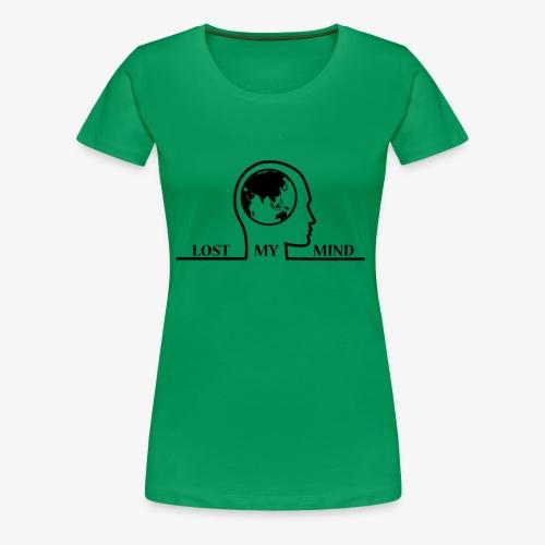 LOSTMYMIND - Women's Premium T-Shirt