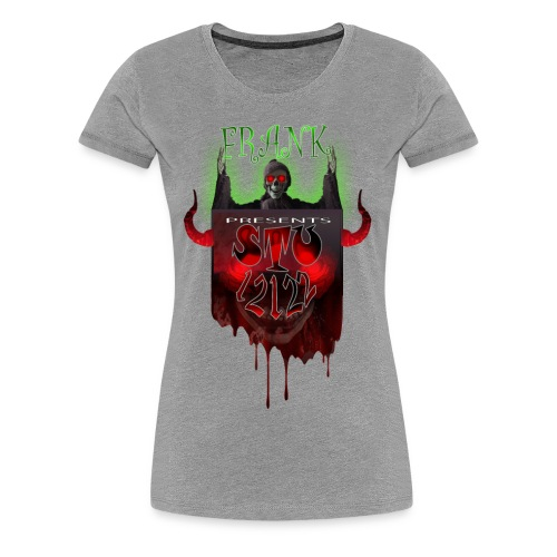 STU-Shirt-frank_4_cropped - Women's Premium T-Shirt