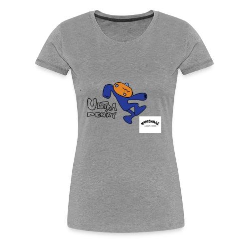 Tweenage Light Force - ULTRA DENKY - Women's Premium T-Shirt