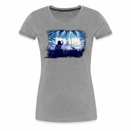 conzert - Women's Premium T-Shirt