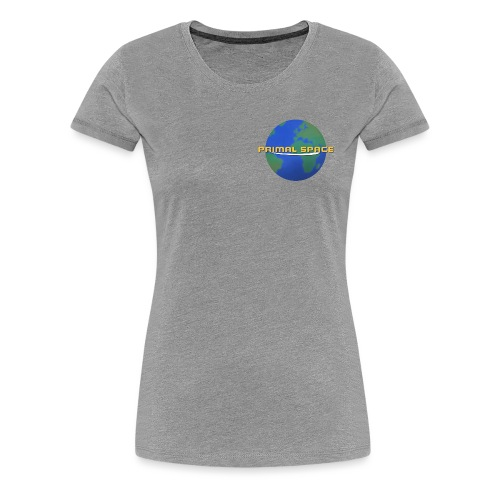 Primal Space Logo - Women's Premium T-Shirt