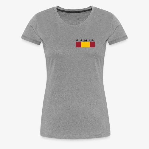 CHAPA FAMIR - Camiseta premium mujer