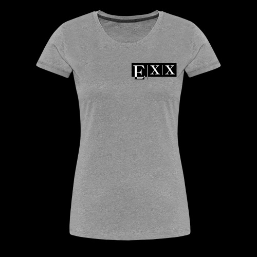Exx Clothing - Women's Premium T-Shirt