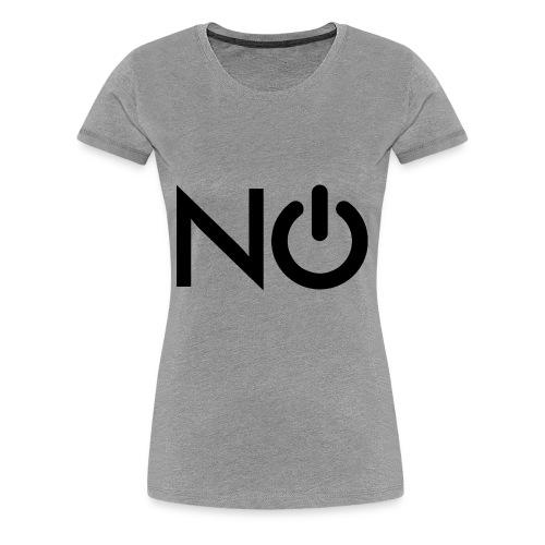 NerdOff™ - Camiseta premium mujer